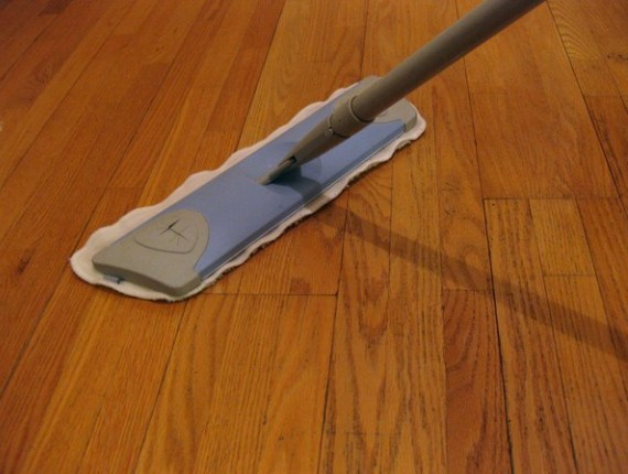 Cleaning-parquet